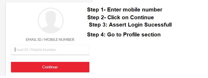Login Portal