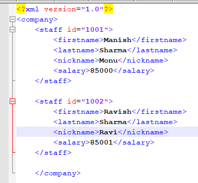 Find XPath from XML nodes/tags